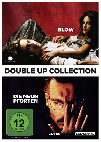 Die Neun Pforten / Blow (Double Up Collection, 2 Discs)