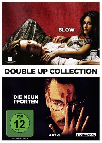 Die Neun Pforten / Blow (Double Up Collection, 2 Discs)