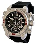 """BARBOS """"Pacific"""" Men's Diver Chronograph 1000m/3300ft  メンズダイバーウォッチ"""