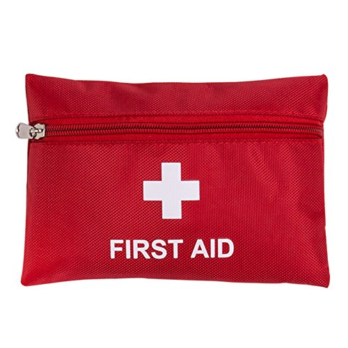 CUCCU First Aid Kit For Survival and Minor Emergencies Light, Compact, and Comprehensive - Perfect for Home, Auto, Road Trips, Camping, or Any Other Outdoors Activities (First Aid Or Auto Emergency Kits compare prices)