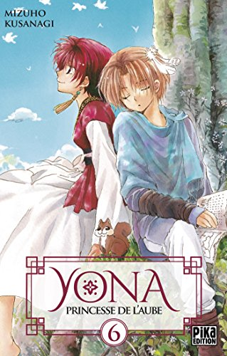 Yona - Princesse de l'Aube Vol.6
