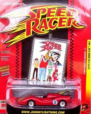 Speed Racer 1/64 Diecast Captain Terror