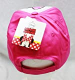 Minnie Mouse Baseball Cap (Pink)
