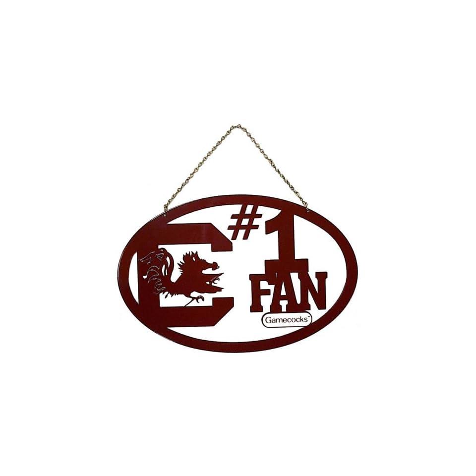 South Carolina Gamecocks USC NCAA Hanging Sign