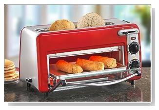 Hamilton Beach Toastation 2-in-1 Toaster & Oven