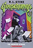 img - for The Haunted School (Goosebumps #59) book / textbook / text book