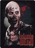 AMC Series The Walking Dead Zombie Fleece Throw Blanket