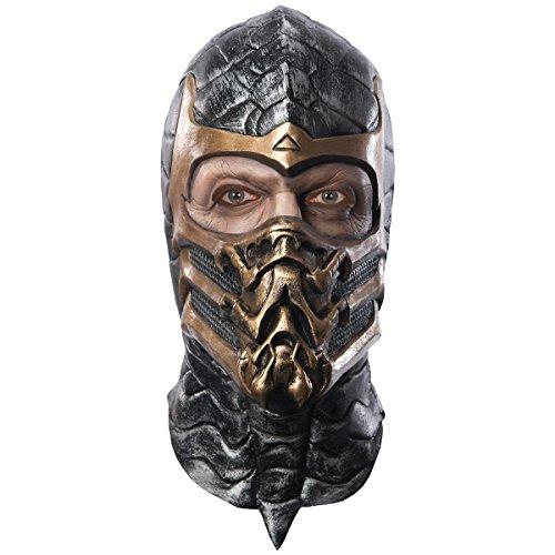 Scorp (Womens Mortal Kombat Costumes)