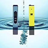HAITRAL® TDS Tester 0-9999 PPM + Digital Ph Meter Aquarium Pool Hydroponic Water Monitor