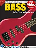 Bass Guitar Lessons: Teach Yourself How to Play Bass Guitar (Free Video Available) (Progressive) (English Edition)