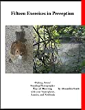 Fifteen Exercises in Perception: Walking Poems/Standing Photographs, Ways of Observing with your Smartphone, Camera, and Notebook