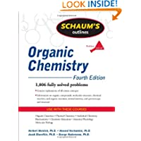 Schaum's Outline of Organic Chemistry, Fourth Edition (Schaum's Outline Series)