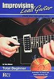 Registry Of Guitar Tutors: Improvising Lead Guitar - Total Beginner - Sheet Music
