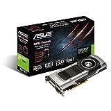 Asus NVIDIA GeForce GTX 780 Grafikkarte (PCI-e, 3GB GDDR5 Sp...