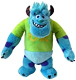 Monsters University 25cm Sulley with Top Soft Plush Toy