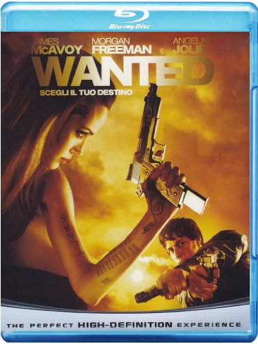 Wanted - Scegli il tuo destino [Blu-ray] [IT Import]