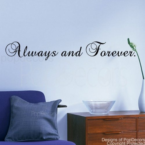 popdecors-toujours-forever-phrase-citation-aufkleber-insel-stickers-decals-sticker-mural-autocollant