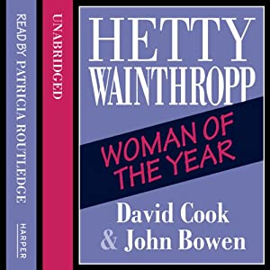 Hetty Wainthropp – Woman of the Year | [David Cook, John Bowen]