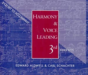 harmony and voice leading edward aldwell and carl schachter pdf