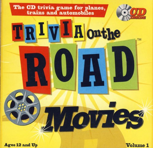 Trivia on the Road CD Game- Movies by Unknown - 1