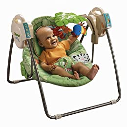 Fisher-Price Rainforest Take Along Swing : Target