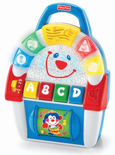 51qVV3UIGfL Cheap  Fisher Price Baby Smartronics Jivin Jukebox