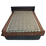 """60X90"""" Bagru Print Block Print Double Bed Spread- Double Bed Cover- Double Bed Sheet - Online Shopping For Home... - B00G8V8EFI"""