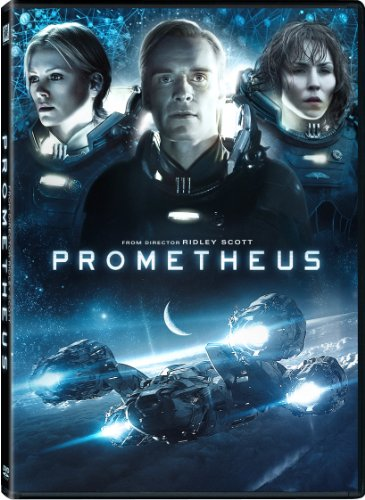 [SALE] Prometheus (2012) Sci-Fi Movie, Space Fiction, Noomi Rapace, Michael Fassbender, Charlize Theron, Idris Elba, Guy Pearce, Logan Marshall-Green, Ridley Scott