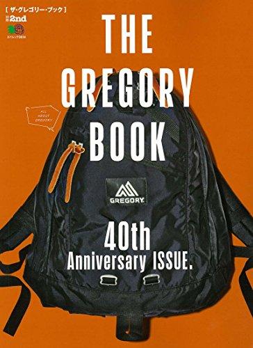 別冊 2nd THE GREGORY BOOK 大きい表紙画像
