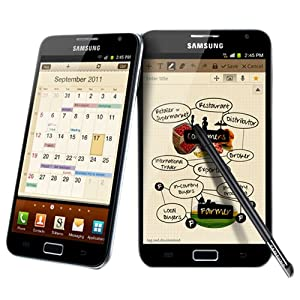 Samsung Galaxy Note GT-N7000 Unlocked Phone--International Version (Blue)