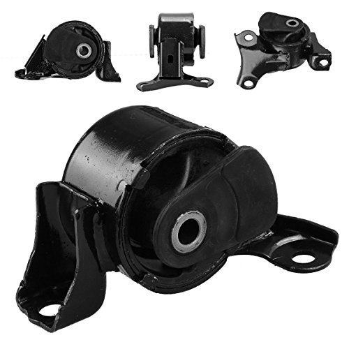 PartsSquare A4511 Manual Transmission Engine Motor Mount Replacement For 02-04 Acura EL/ 01-05 Honda Civic 1.7L 50805S5A033 (2001 Civic Transmission Mount compare prices)
