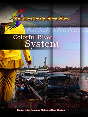 Nourished by the Same River - Colorful River System