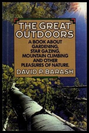 The Great Outdoors, Barash, David P.