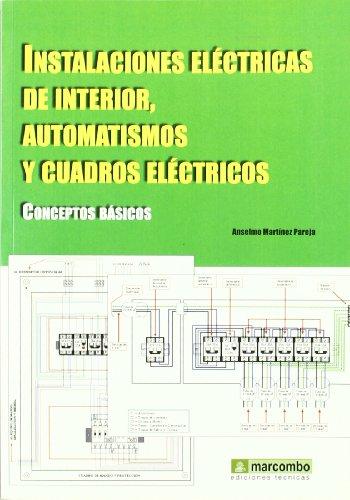 Instalaciones Eléctricas de Interior, Automatismos y Cuadros Eléctricos: Conceptos Básicos