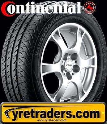 Continental, 185R14C 102/100Q TL VANCO 2 - Sommerreifen von Continental Corporation bei Reifen Onlineshop