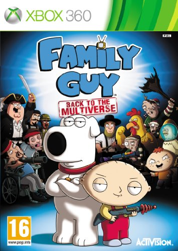 Family Guy: Back to the Multiverse (Xbox 360)