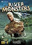River Monsters - Series 2 [DVD]