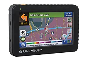 Rand McNally Intelliroute TND 520 Truck GPS with Lifetime Maps by Rand McNally