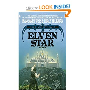 Elven Star (The Death Gate Cycle, Volume 2) by Margaret Weis and Tracy Hickman
