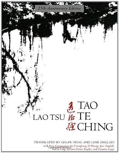 Tao Te Ching, 25th-Anniversary Edition (English and...