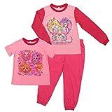 魔法つかいプリキュア! 2TOPSニットパジャマ 長袖 半袖[2345380] 100cm ピンク【A】