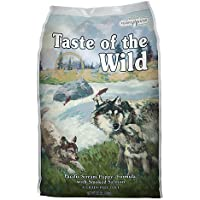 Taste of the Wild Grain-Free Dry Dog Food for Puppy 15lb.