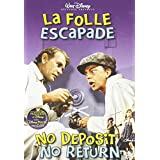 No Deposit No Return (Quebec Version - French/English) (Version fran�aise)by David Niven
