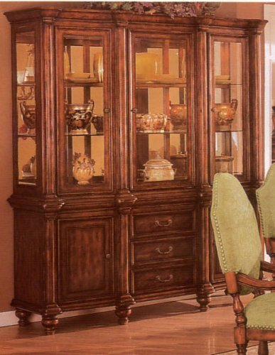 Cheap Elegant Nobleman Hutch & Buffet (B000OFU8CG)