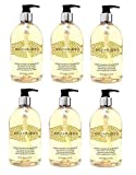 (6 PACK) Baylis & Harding SWEET MANDARIN & GRAPEFRUIT Hand Wash x 500ml