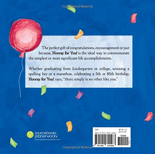 Hooray for You!: A Celebration of