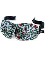 Blinks Luxury Ultralight Comfortable Contoured Eye Sleep Mask/Blindfold for Travel & Sleep - Floral