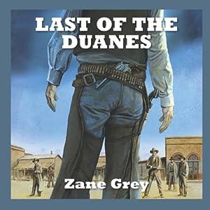 Last of the Duanes Audiobook