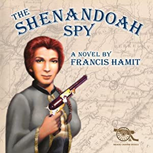 The Shenandoah Spy Audiobook
