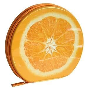 Metallbox f. 24 CD´s Orange